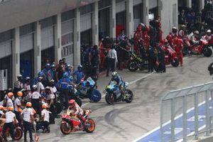 Marc Marquez, Repsol Honda Team, changement de moto