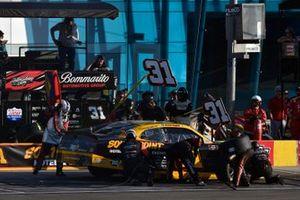 Ty Dillon, Jordan Anderson Racing, Chevrolet Camaro South Point Hotel & Casino