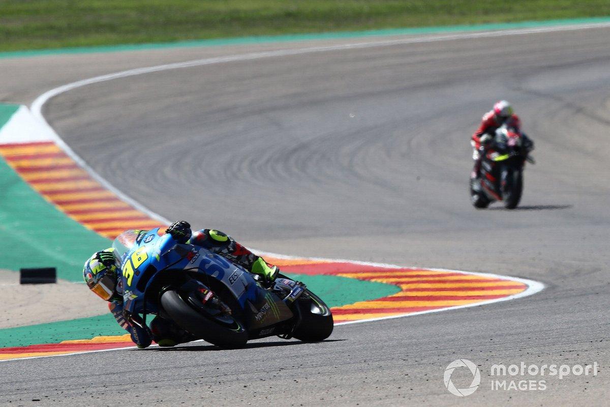 Joan Mir, Team Suzuki MotoGP MotoGP