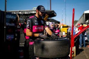 Jack Harvey, Meyer Shank Racing Honda miembros del equipo