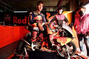 Deniz Oncu, Red Bull KTM Tech 3, Fermin Aldegeur, +EGO Speed Up