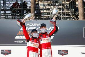 #1: Paul Miller Racing Lamborghini Huracan GT3, GTD: Madison Snow, Bryan Sellers, poidum, winner