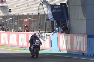 Toprak Razgatlioglu, PATA Yamaha WorldSBK Team takes the flag