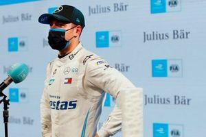 Stoffel Vandoorne, Mercedes-Benz EQ, intervistato dopo le qualifiche
