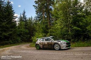 Kris Meeke, Skoda Fabia Rally2 2022
