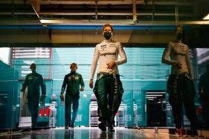 Себастьян Феттель, Aston Martin