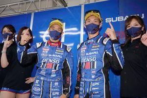 Hideki Yamauchi, Takuto Iguchi, SUBARU BRZ R&D SPORT