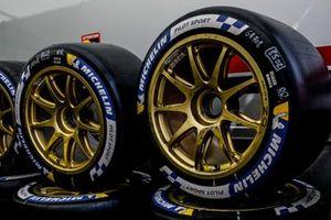 Dettaglio pneumatici Michelin
