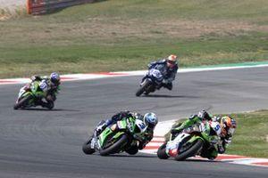 Philipp Oettl, Kawasaki Puccetti Racing, Raffaele De Rosa, Orelac Racing VerdNatura