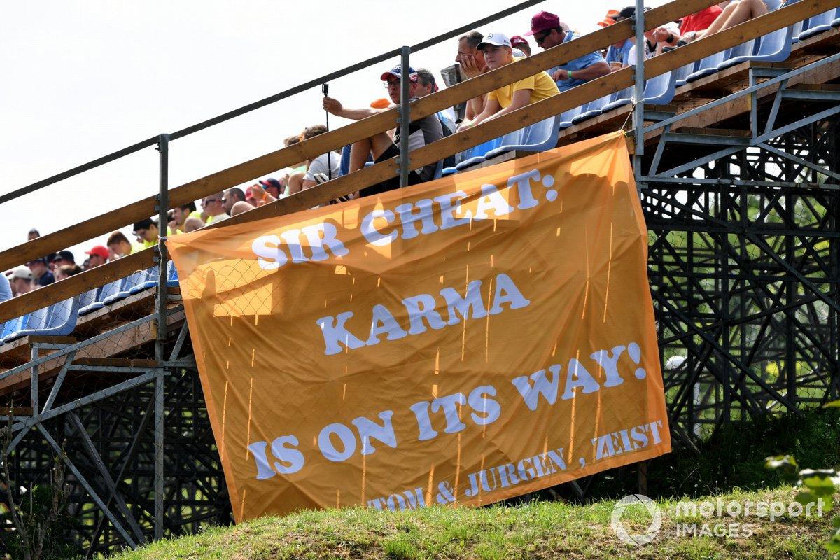 Fans en Hungaroring