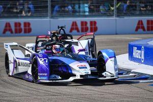 Jake Dennis, BMW i Andretti Motorsport, BMW iFE.21, Pascal Wehrlein, Porsche, Porsche 99X Electric