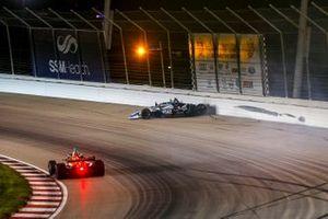 Ed Carpenter, Ed Carpenter Racing Chevrolet, Crash