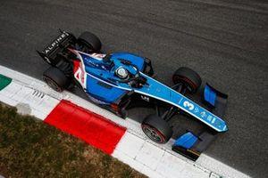 Guanyu Zhou, Uni-Virtuosi Racing