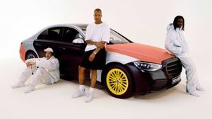 Mercedes airbag pak