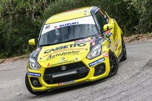 Simone Goldoni, Eric Macori, Emmetre Racing, Suzuki Motorsport, Suzuki Swift Hybrid