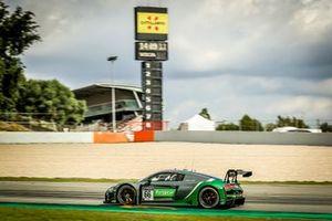 #66 Attempto Racing Audi R8 LMS GT3: Mattia Drudi, Steijn Schothorst, Christopher Mies
