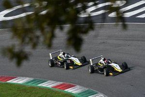 Cenyu Han, Van Amersfoort Racing e Leonardo Bizzotto, BVM Racing