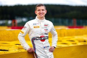 #22 GPX Martini Racing Porsche 911 GT3-R: Mathieu Jaminet