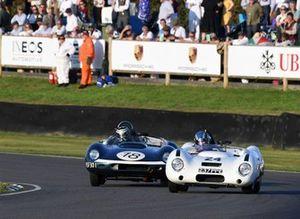Le trophée de Sussex Roger Wills Lotus 15