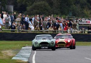 Célébration Royal Automobile Club TT, Bill Shepherd Romain Dumas Cobra