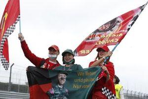 Aficionados de Sebastian Vettel, Aston Martin