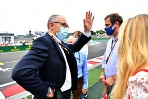 Stefano Domenicali, CEO, Formule 1