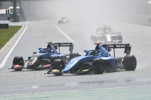 Tijmen Van Der Helm, MP Motorsport and Johnathan Hoggard, Jenzer Motorsport