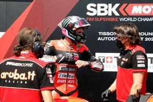 Segundo lugar Scott Redding, ArubaIt Racing - Ducati