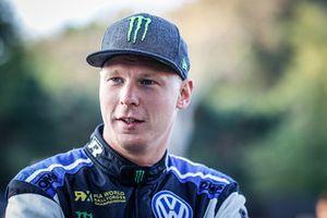 Йохан Кристофферссон, Volkswagen Polo GTI Supercar, PSRX Volkswagen Sweden