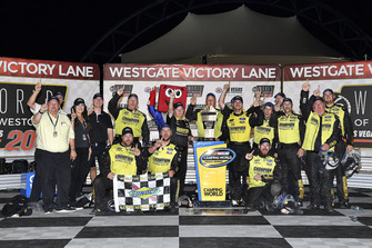 Grant Enfinger, ThorSport Racing, Ford F-150 wins
