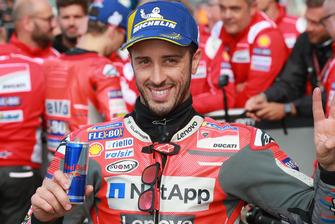 Tweede, Andrea Dovizioso, Ducati Team