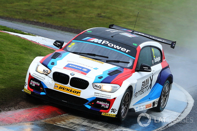 Колин Теркингтон, WSR BMW, BMW 125i M Sport