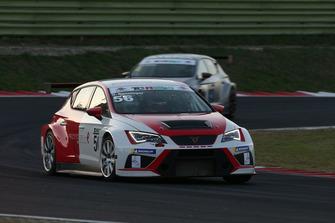 Gunter Benninger, Seat Cupra TCR, Team Wimmer Werk Motorsport