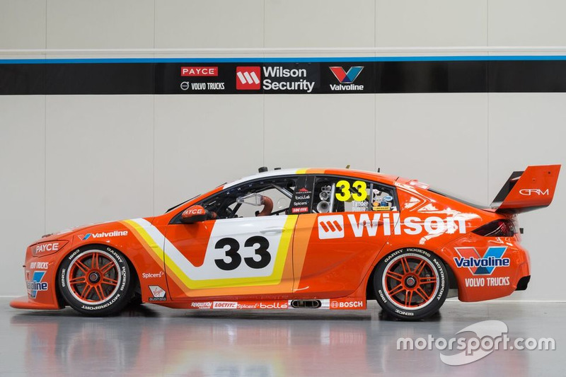 Garry Rogers Motorsport – Garth Tander/Chris Pither