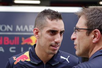 Sebatien Buemi, Red Bull Racing