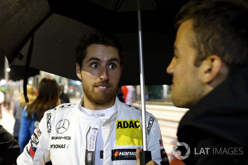 № 23 – Даниэль Хункаделья, Aston Martin Vantage AMR, команда – R-Motorsport