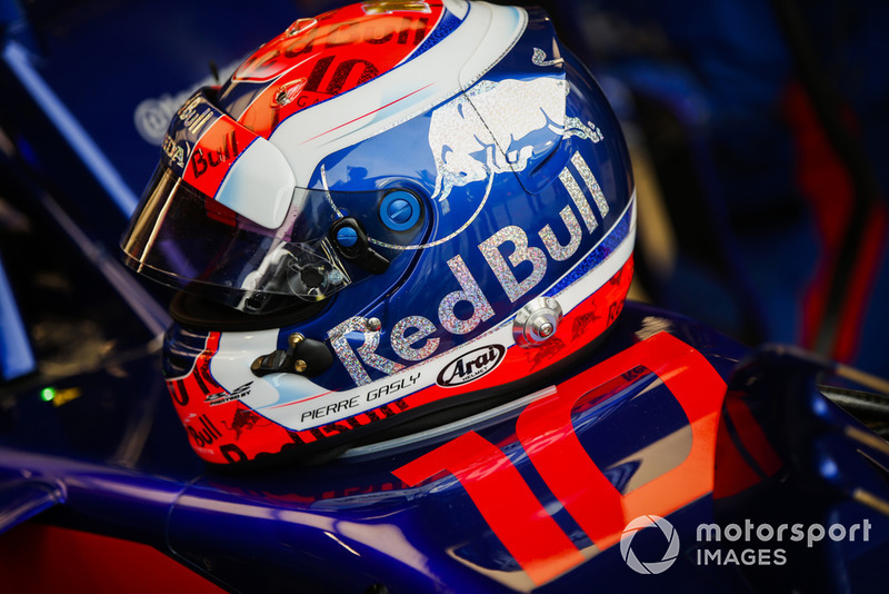 Singapour - Pierre Gasly
