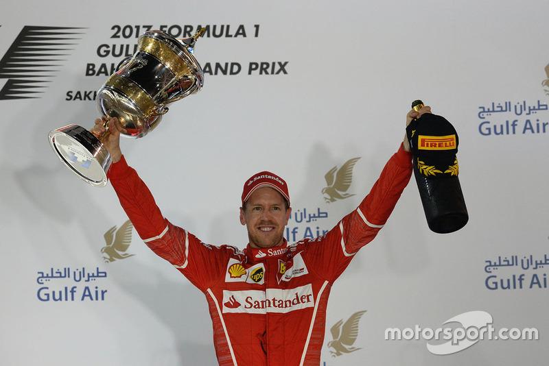 Bahréin 2017: dos victorias sobre tres carreras, más líder del mundial.
