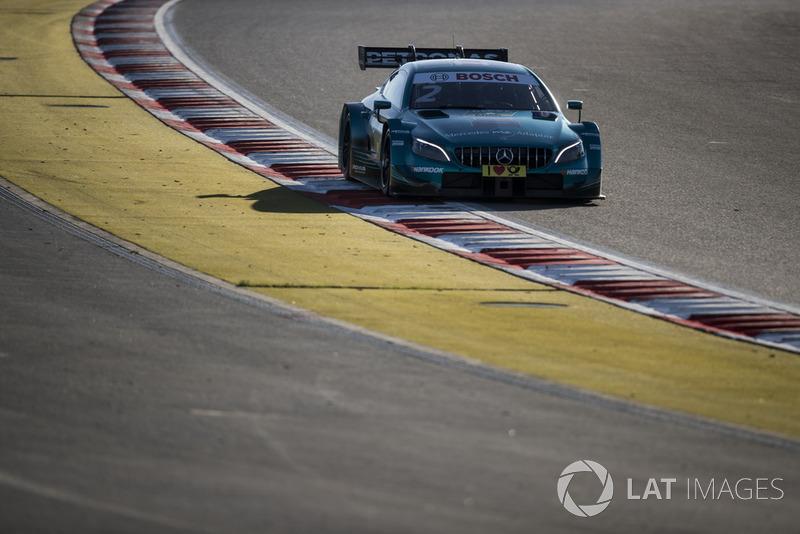 11. Gary Paffett, Mercedes-AMG Team HWA, Mercedes-AMG C63 DTM