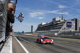 Winnaar René Rast, Audi Sport Team Rosberg, Audi RS 5 DTM