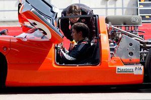 Ben Anderson, Lola T70