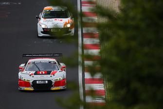 #33 Car Collection Motorsport Audi R8 LMS: Klaus Koch, Oliver Bender, Peter Schmidt