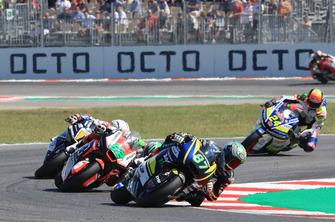 Remy Gardner, Tech 3 Racing, Stefano Manzi, Forward Racing Romano Fenati, Marinelli Snipers