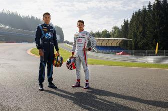 Alexander Albon, DAMS, Nyck De Vries, PREMA Racing