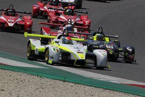 Davide Uboldi, BF Motorsport, e Mirko Zanardini, AC Racing