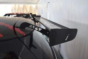 Mini John Cooper Works Lite, Mini Italia, dettaglio dell'alettone posteriore