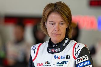 Toyota Gazoo Racing teamlid