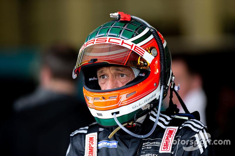 #88 Dempsey Proton Competition Porsche 911 RSR: Gianluca Roda