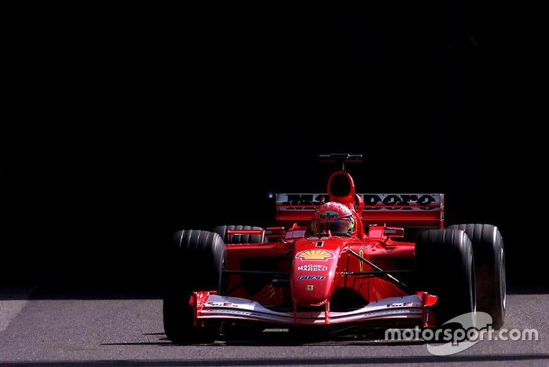 GP de Mônaco 2001
