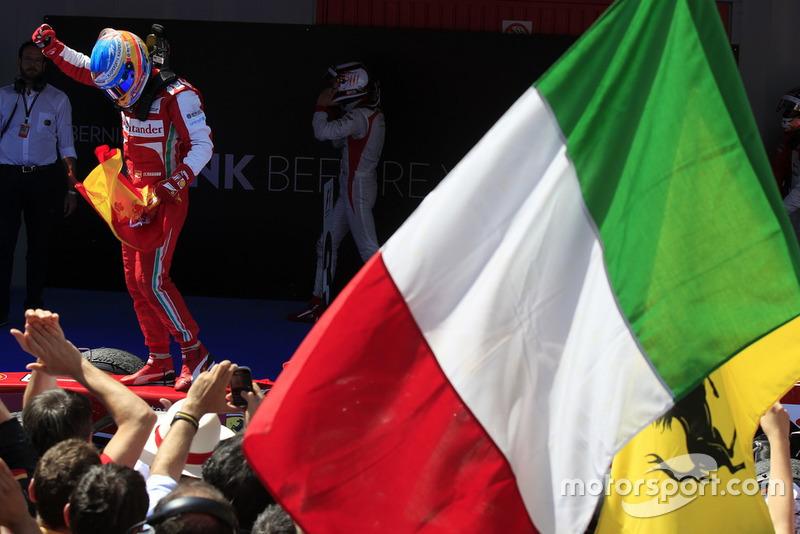 2013 Fernando Alonso, Ferrari